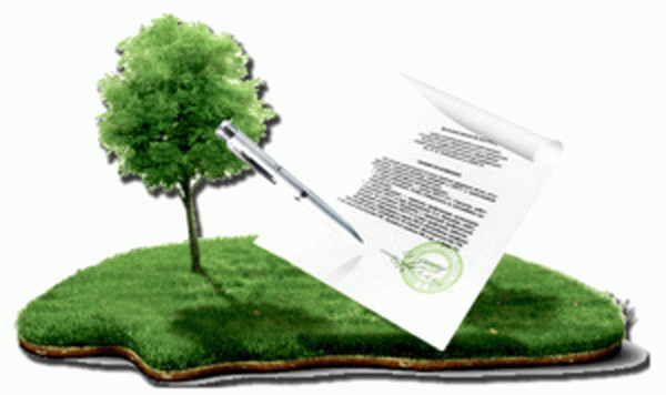 Правовое определение статуса земельного участка